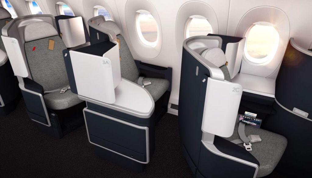 Business air france