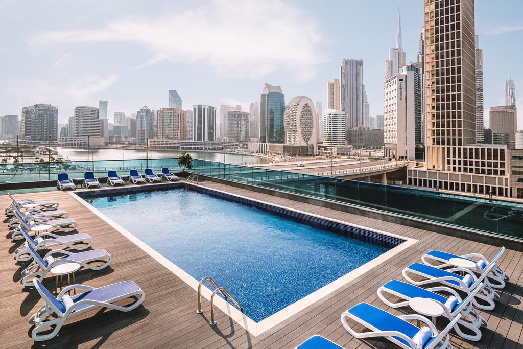 Dubai Canal View