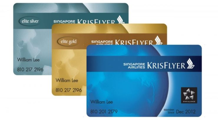 Singapore Airlines, Mastercard Launch KrisFlyer - Rus ...