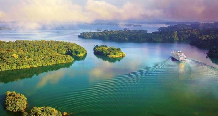 Panama Canal cruises