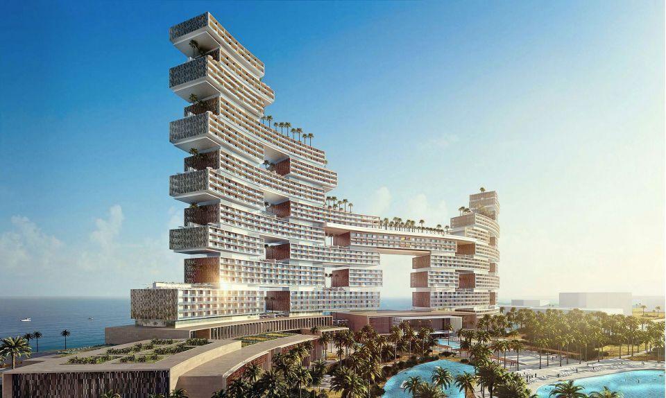 Royal Atlantis Resorts and Residences