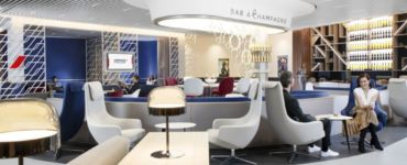 air france lounge Lounges