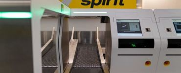 spirit airlines self bag drop