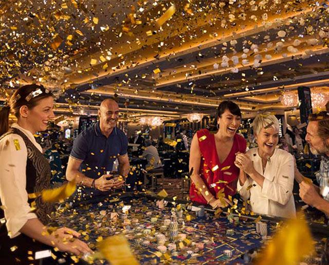 Crown Hotels Melbourne-casino