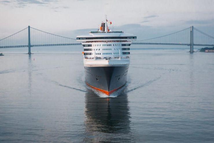 Cunard World Voyage