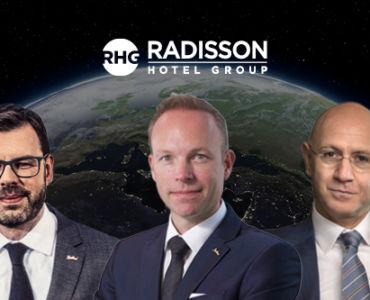 Radisson Announces New Area Senior VP Appointments