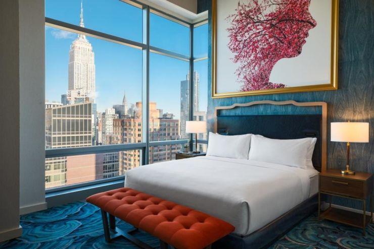Renaissance New York Chelsea Hotel Cancellation Fees
