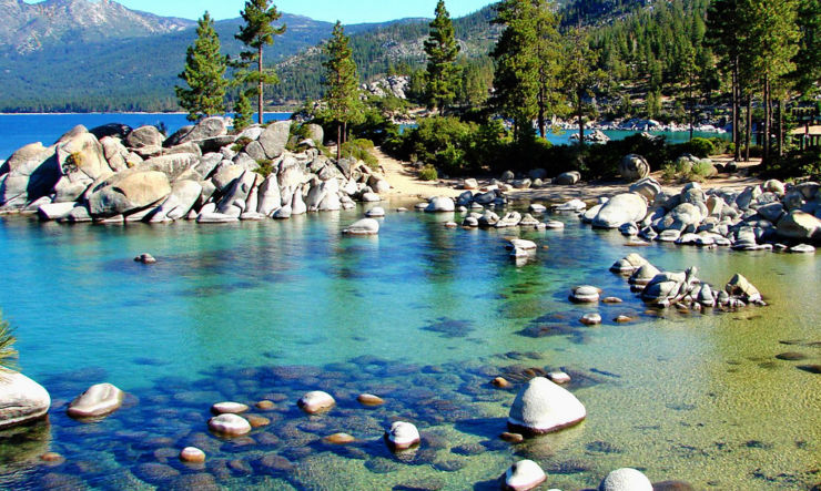 South Reno lake tahoe