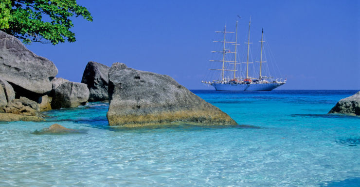 Themed Cruises star clippers