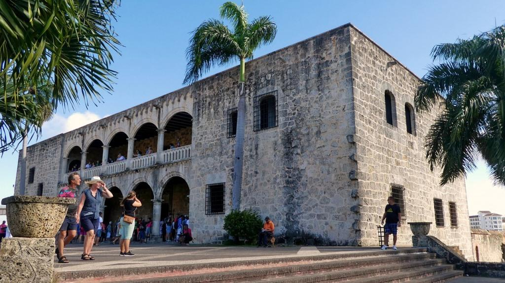 Alcazar De Colon dominican-republic