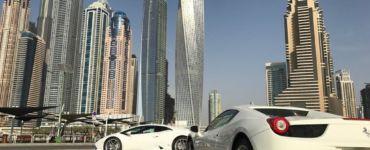 dubai luxury car