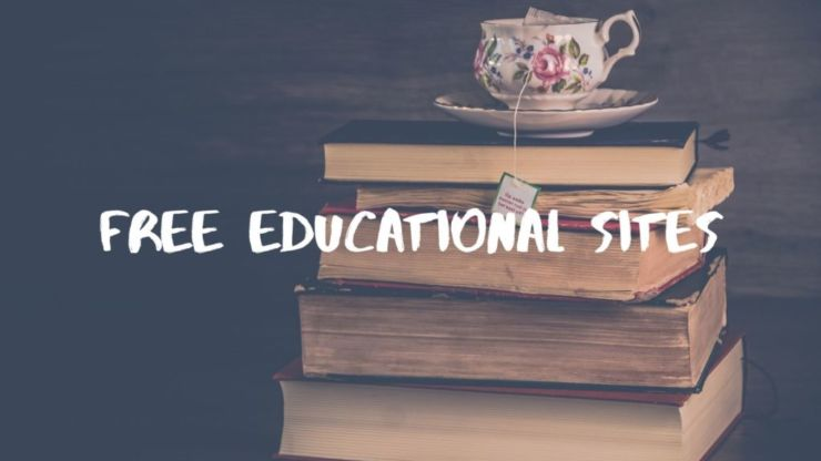Free Educational Sites