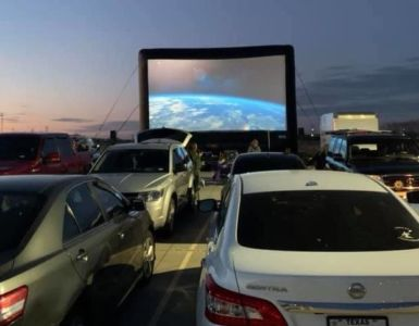 Mobile Drive-In Movies: The Ultimate Social Distancing Entertainment