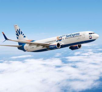 SunExpress cargo flights