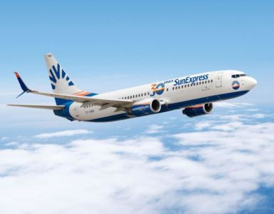 SunExpress cargo flights