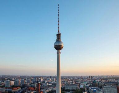 Tegel Airport Berlin 2020 outlook