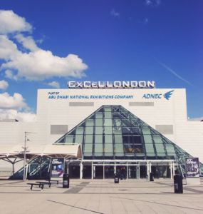 Temporary Hospital excel london
