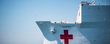 Temporary Hospitals Ships