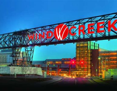 Wind Creek casinos