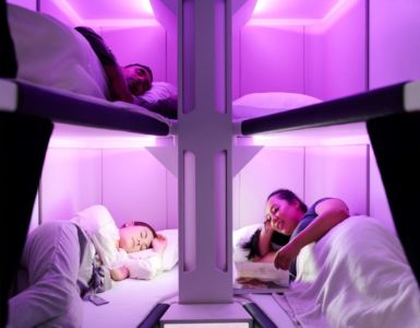 air new zeland Sleep Pods