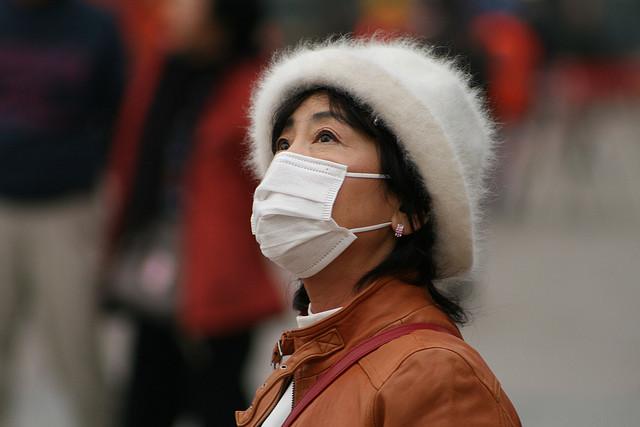 Air Pollution Coronavirus Pandemic