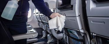 American Airlines Cleaning