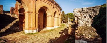 European Heritage LabelArchaeological Area of Ostia Antica