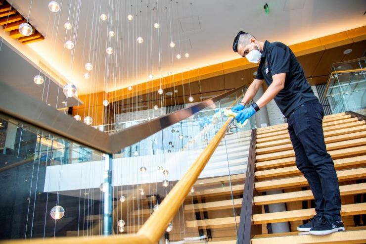 Hotel Cleaning Hilton Cleanliness
