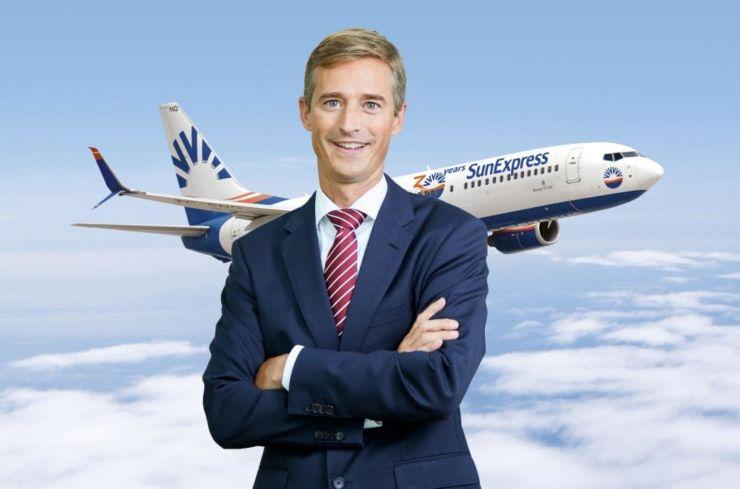 SunExpress New CEO Max Kownatzki