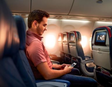 delta social distancing Middle Seat