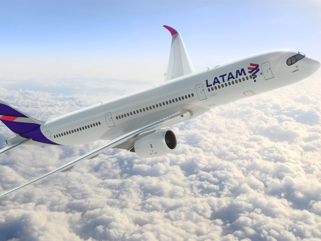 Latam Airlines News