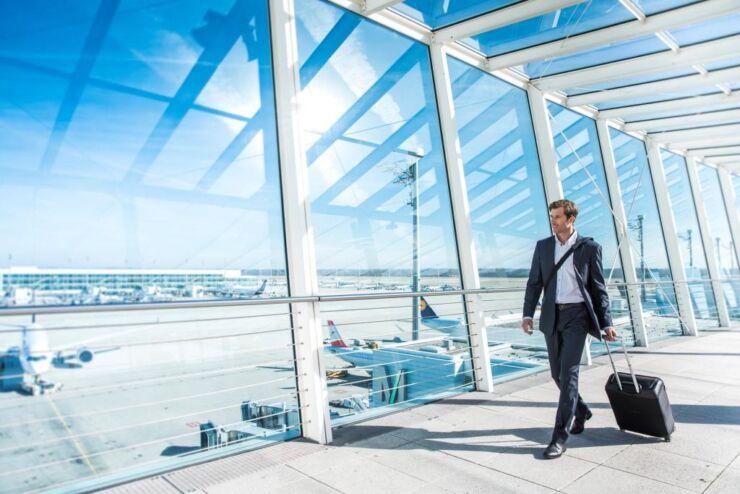 best airport in europe Munich Airport