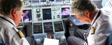 Air France pilots