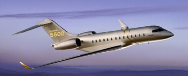 Bombardier Global 5500