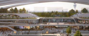 Hyperloop Schiphol