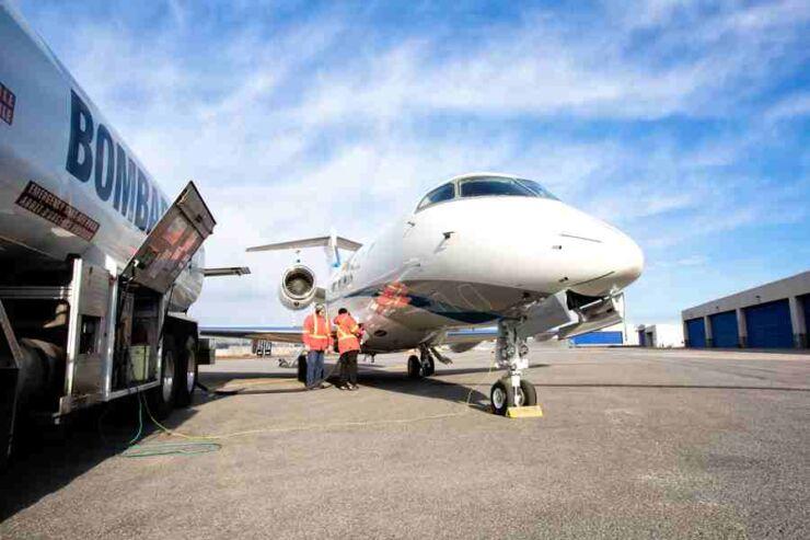 Latitude 33 Sustainable Aviation Fuel