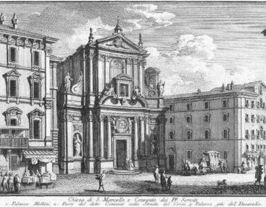 Palazzo Salviati Cesi Mellini six senses rome