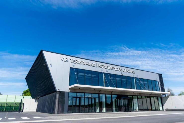Vilnius Airport Lithuanian Airports