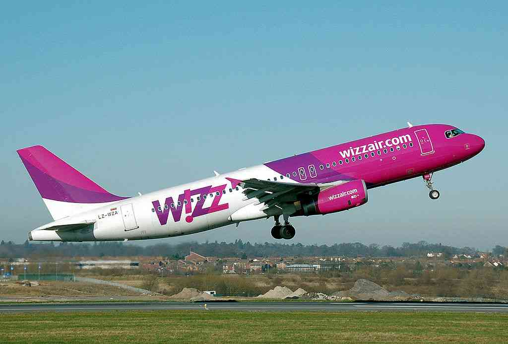 Wizz Air Announced 8 New Routes Rus Tourism News