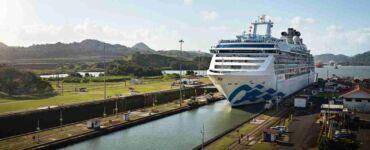 Panama Canal Princess Cruises