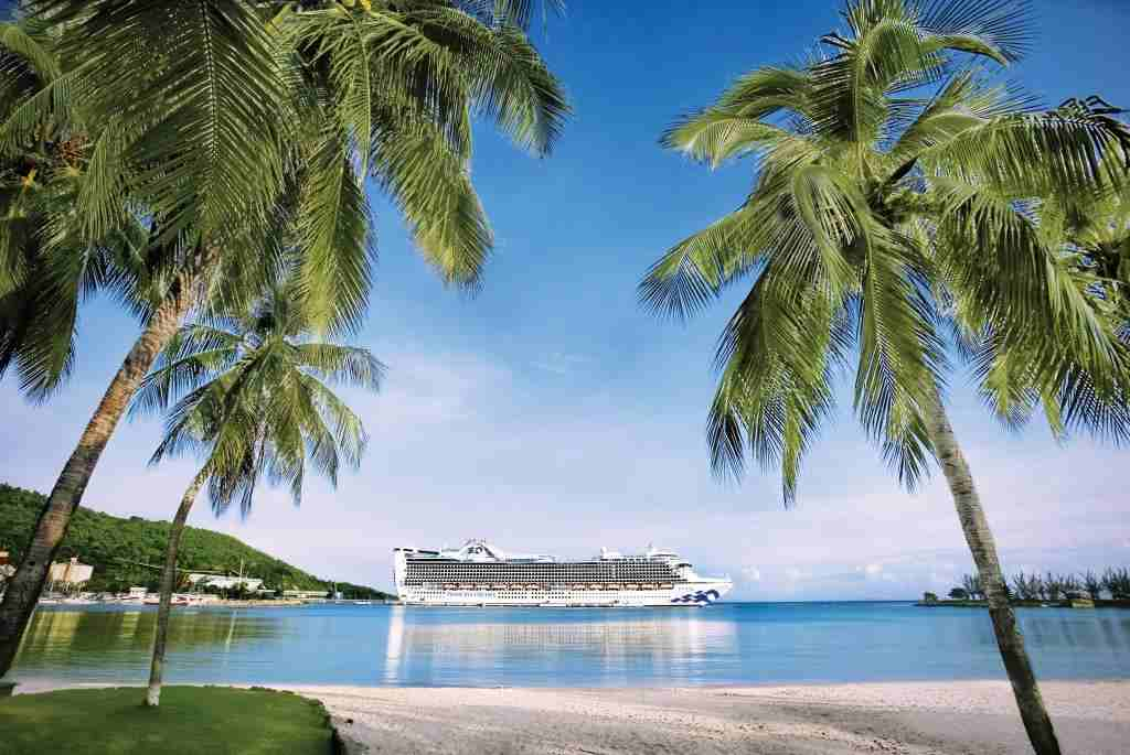 Princess Cruises Offers 2022 Caribbean Schedule