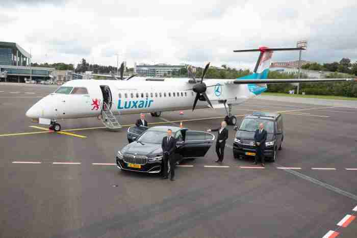 luxembourg limo service