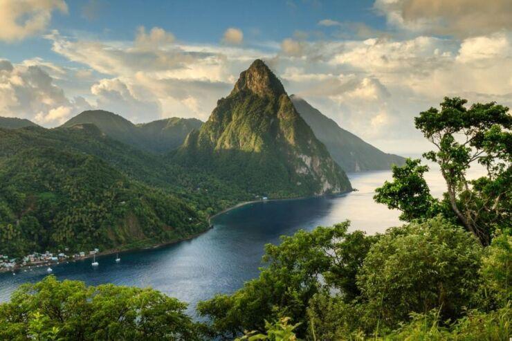 Saint Lucia British Airways