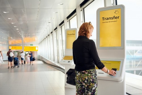 Schiphol Transfer Internship