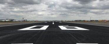 Schiphol runway