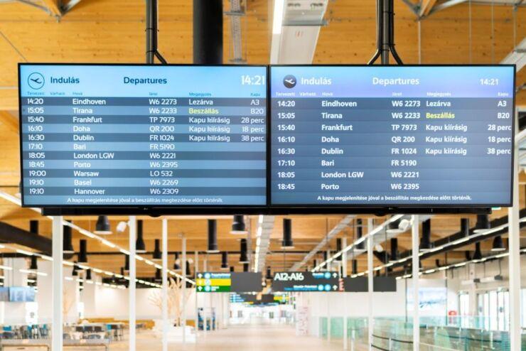 budapest airport