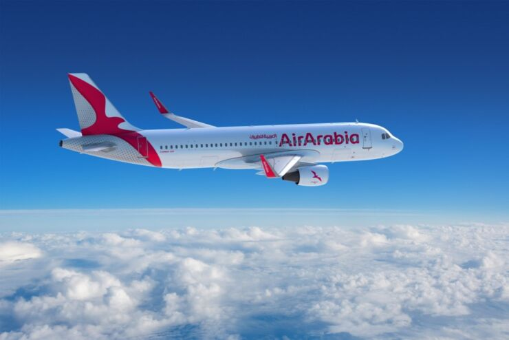 Air Arabia Abu Dhabi