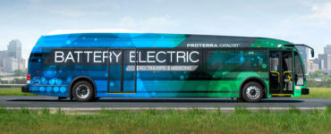 All-Electric Zero-Emission Buses