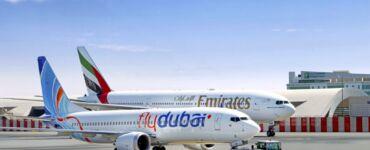 Emirates and flydubai