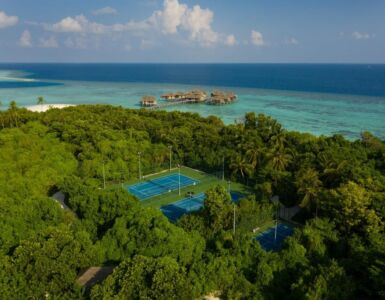 Maldives tennis